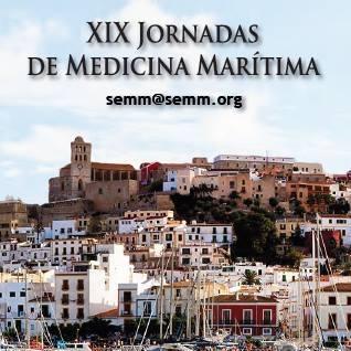 XIX Jornadas Nacionales de Medicina Marítima-Ibiza 2017