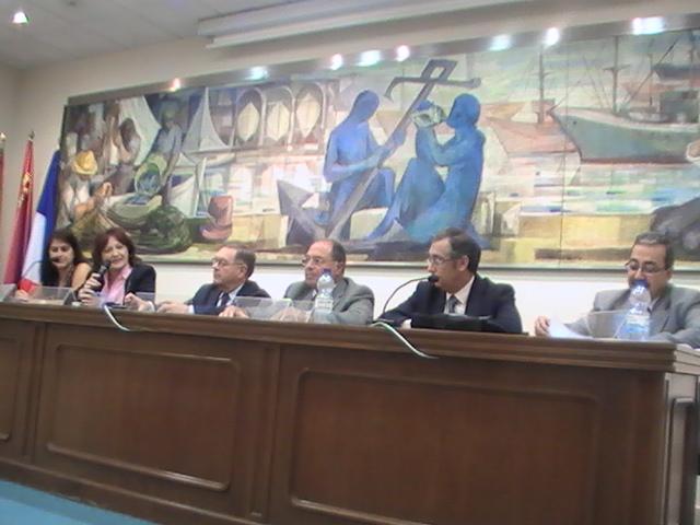 II Congreso Internacional Hispano-Francófono de Medicina Marítima, IX Congreso de Medicina del Mar-Cartagena 2008