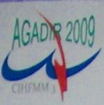 III Congreso Internacional Hispano-Francófono de Medicina Marítima, XI Jornadas Nacionales de Medicina Marítima -Agadir (Marruecos) 2009